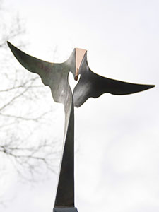 Vleugels van Liefde brons 2010
